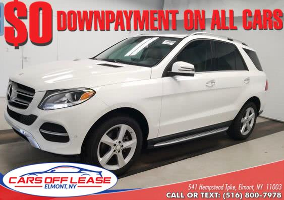 2017 Mercedes-Benz GLE GLE 350 SUV, available for sale in Elmont, New York | Cars Off Lease . Elmont, New York