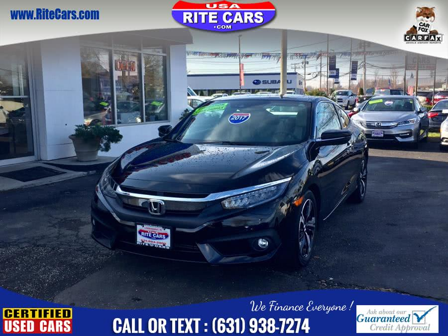 Used 2017 Honda Civic Coupe in Lindenhurst, New York | Rite Cars, Inc. Lindenhurst, New York
