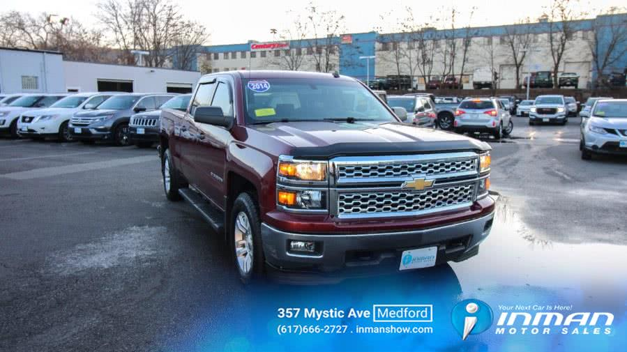 Used 2014 Chevrolet Silverado 1500 in Medford, Massachusetts | Inman Motors Sales. Medford, Massachusetts