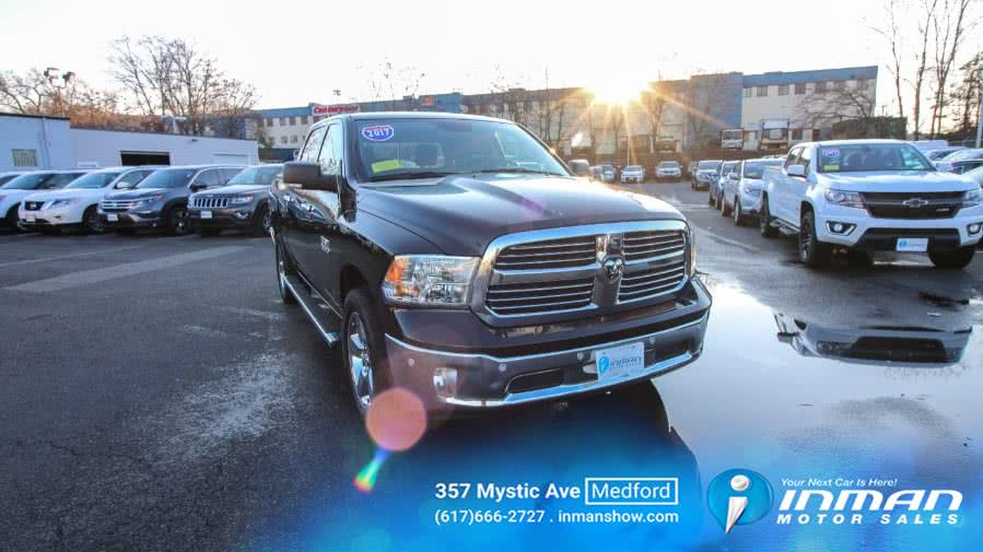 Used 2017 Ram 1500 in Medford, Massachusetts | Inman Motors Sales. Medford, Massachusetts