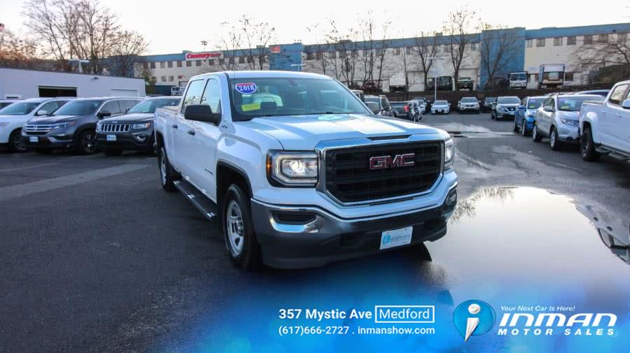 Used 2018 GMC Sierra 1500 in Medford, Massachusetts | Inman Motors Sales. Medford, Massachusetts