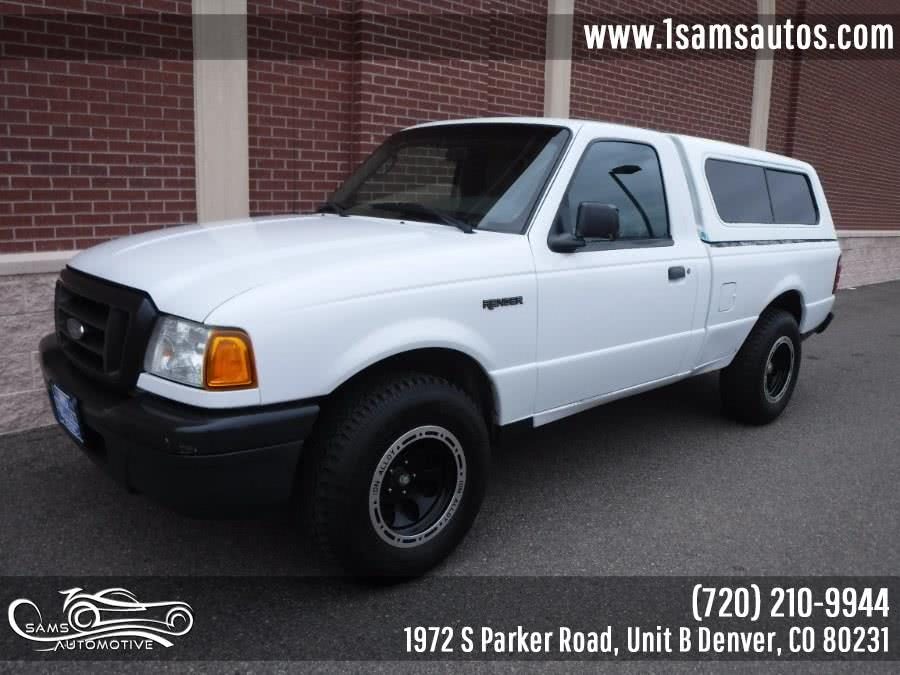 Used 2005 Ford Ranger in Denver, Colorado | Sam's Automotive. Denver, Colorado