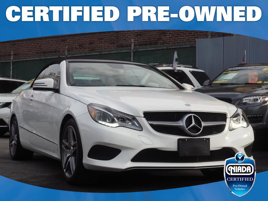 Used 2014 Mercedes-Benz E-Class in Jackson Heights, New York | Connection Auto Sales Inc.. Jackson Heights, New York