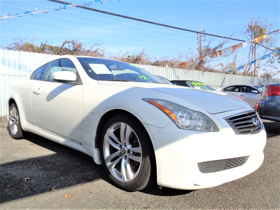 Used 2010 Infiniti G37 Coupe in Rosedale, New York | Sunrise Auto Sales. Rosedale, New York