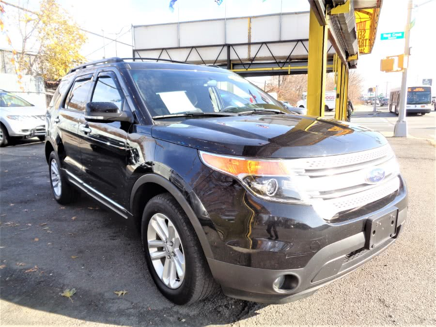 Used Ford Explorer 4WD 4dr XLT 2014 | Sunrise Auto Sales. Rosedale, New York