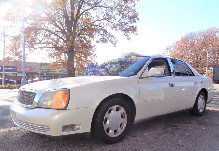 Used 2000 Cadillac DeVille in Rosedale, New York | Sunrise Auto Sales. Rosedale, New York