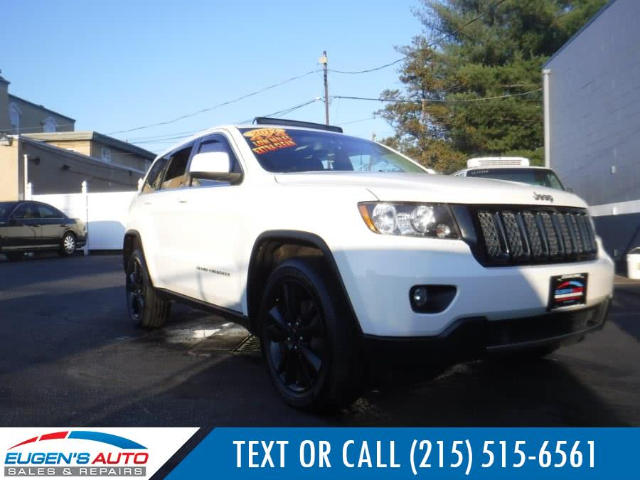 Used 2012 Jeep Grand Cherokee in Philadelphia, Pennsylvania | Eugen's Auto Sales & Repairs. Philadelphia, Pennsylvania