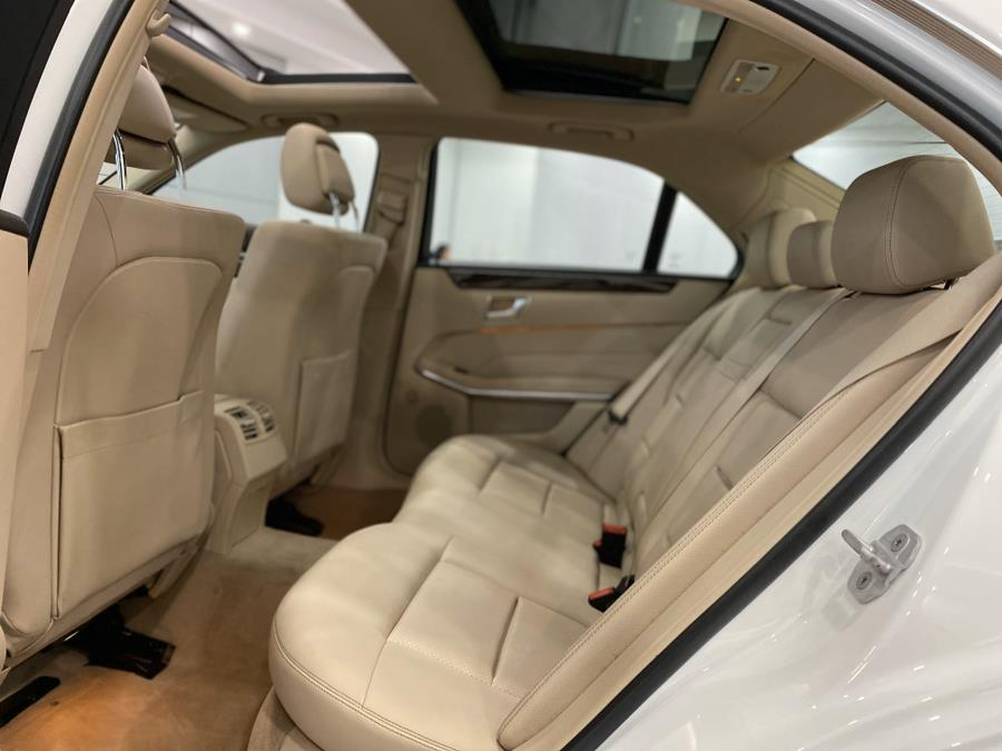2016 Mercedes-Benz E-Class 4dr Sdn E 350 Sport 4MATIC, available for sale in Franklin Square, New York | Luxury Motor Club. Franklin Square, New York