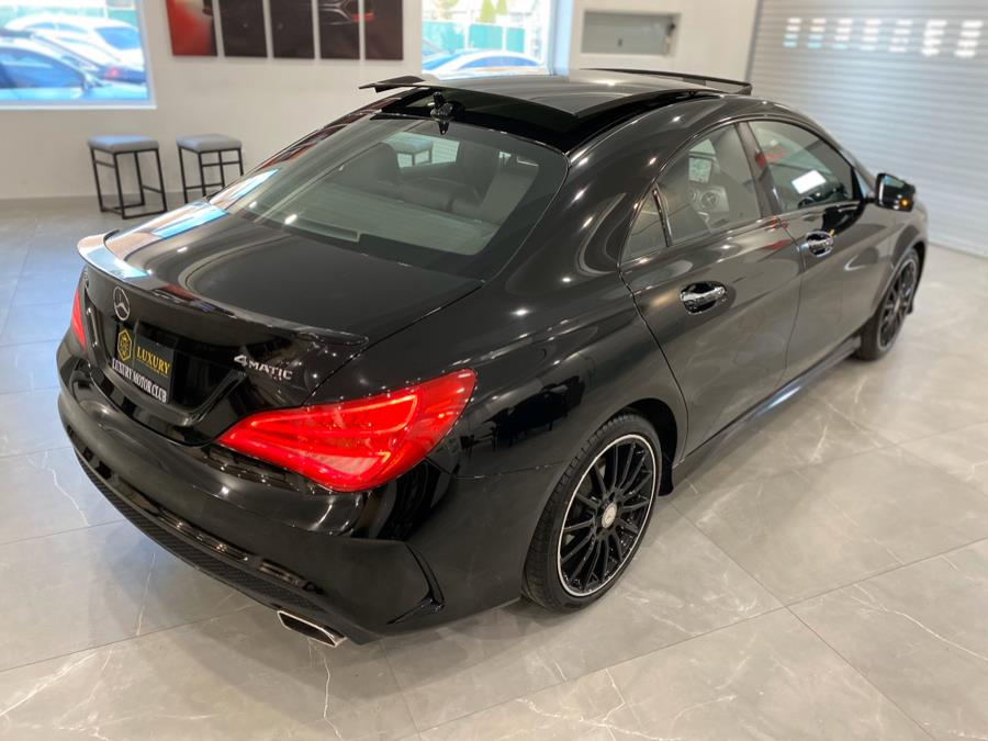 2016 Mercedes-Benz CLA 4dr Sdn CLA 250 4MATIC, available for sale in Franklin Square, New York | Luxury Motor Club. Franklin Square, New York