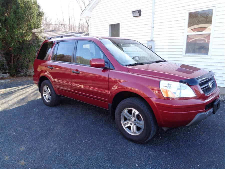 Used 2004 Honda Pilot in Southwick, Massachusetts | Country Auto Sales. Southwick, Massachusetts