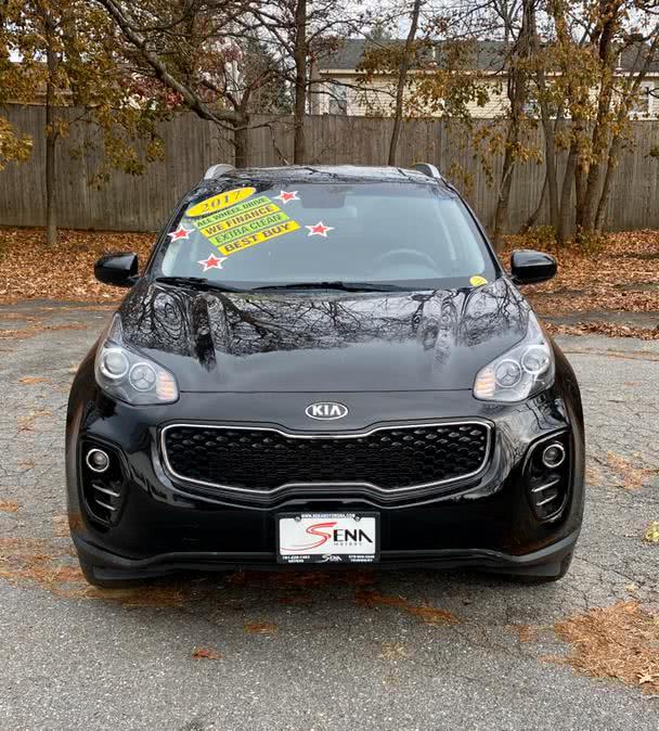 Used 2017 Kia Sportage in Revere, Massachusetts   Sena Motors Inc. Revere, Massachusetts