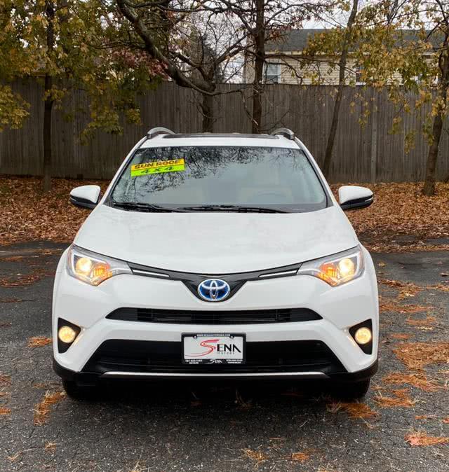 Used 2016 Toyota RAV4 Hybrid in Revere, Massachusetts   Sena Motors Inc. Revere, Massachusetts