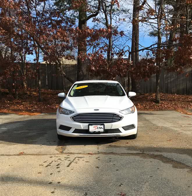 Used 2017 Ford Fusion in Revere, Massachusetts   Sena Motors Inc. Revere, Massachusetts