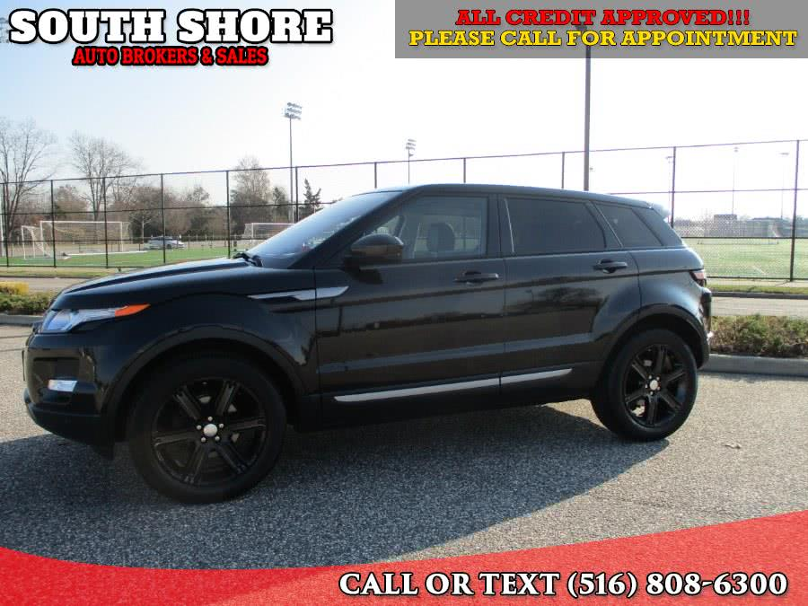 Used 2014 Land Rover Range Rover Evoque in Massapequa, New York | South Shore Auto Brokers & Sales. Massapequa, New York