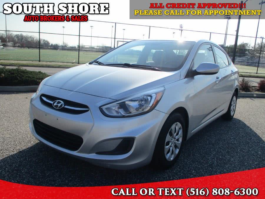 Used 2016 Hyundai Accent in Massapequa, New York | South Shore Auto Brokers & Sales. Massapequa, New York