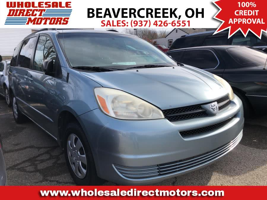 Used 2005 Toyota Sienna in Beavercreek, Ohio | Wholesale Direct Motors. Beavercreek, Ohio