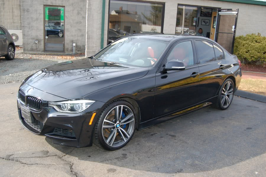 Used BMW 3 Series 4dr Sdn 340i xDrive AWD M SPORT 6 SPEED MANUAL 2016 | M&N`s Autohouse. Old Saybrook, Connecticut