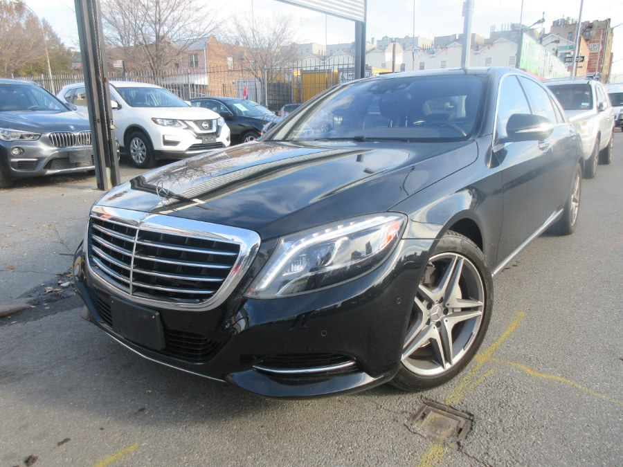 Used 2016 Mercedes-Benz S-Class in Bronx, New York | Todos Autos Sales. Bronx, New York