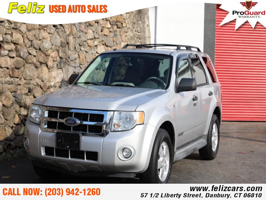 Used 2008 Ford Escape in Danbury, Connecticut | Feliz Used Auto Sales. Danbury, Connecticut