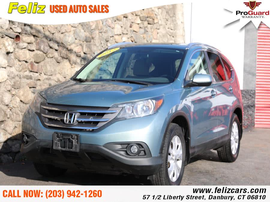 Used 2012 Honda CR-V in Danbury, Connecticut | Feliz Used Auto Sales. Danbury, Connecticut
