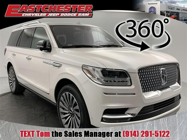 Used 2018 Lincoln Navigator in Bronx, New York | Eastchester Motor Cars. Bronx, New York