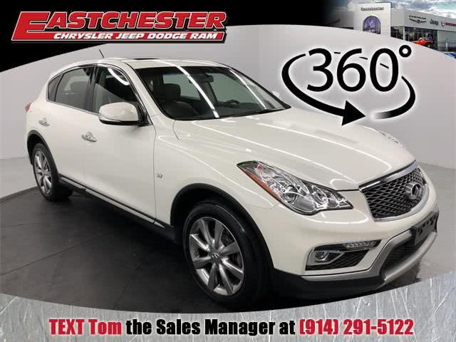 Used Infiniti Qx50 Base 2016 | Eastchester Motor Cars. Bronx, New York