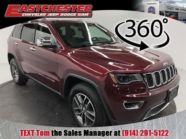 Used 2017 Jeep Grand Cherokee in Bronx, New York | Eastchester Motor Cars. Bronx, New York