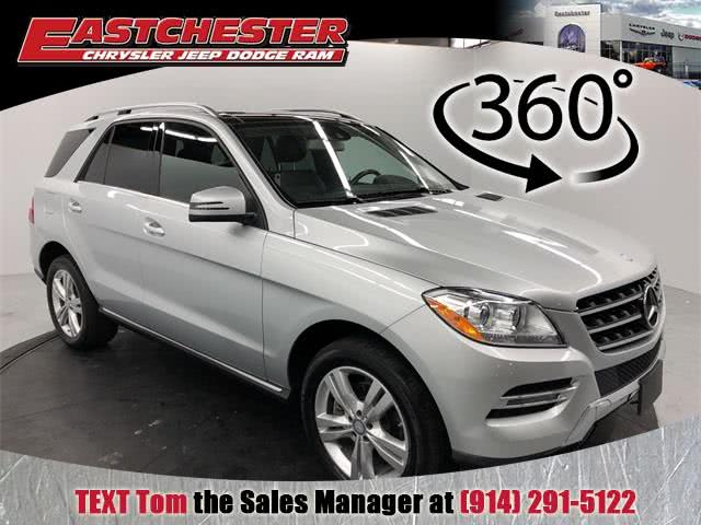 Used 2015 Mercedes-benz M-class in Bronx, New York | Eastchester Motor Cars. Bronx, New York