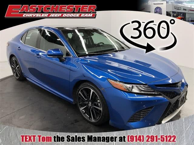 Used 2018 Toyota Camry in Bronx, New York | Eastchester Motor Cars. Bronx, New York