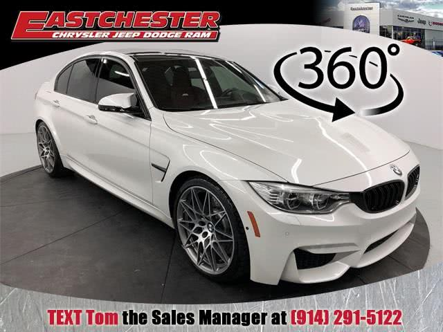 Used 2017 BMW M3 in Bronx, New York | Eastchester Motor Cars. Bronx, New York