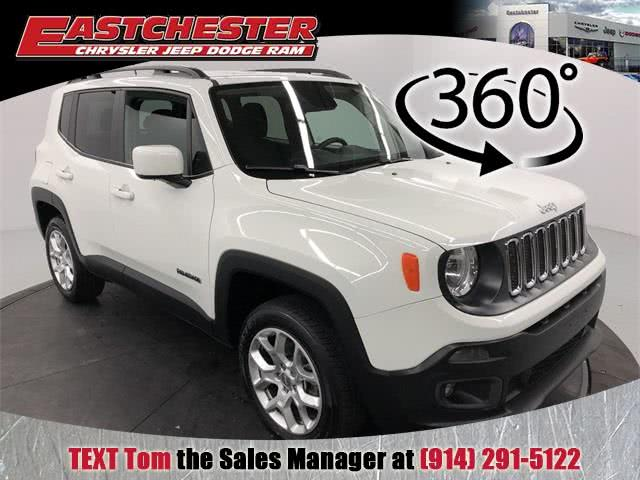 Used 2018 Jeep Renegade in Bronx, New York | Eastchester Motor Cars. Bronx, New York