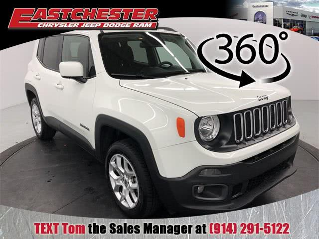 Used Jeep Renegade Latitude 2018 | Eastchester Motor Cars. Bronx, New York