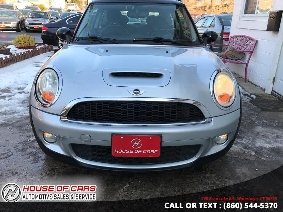 Used MINI Cooper Hardtop 2dr Cpe S 2007 | House of Cars. Watertown, Connecticut