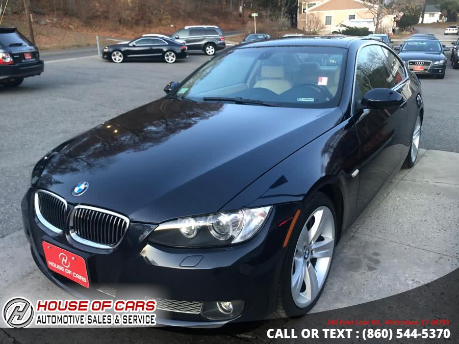 Used BMW 3 Series 2dr Cpe 335i RWD 2007 | House of Cars. Watertown, Connecticut