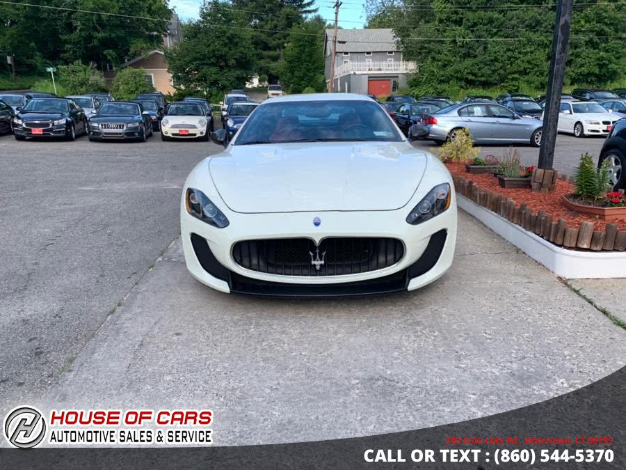 Used Maserati GranTurismo 2dr Cpe GranTurismo MC Stradale 2012 | House of Cars. Watertown, Connecticut