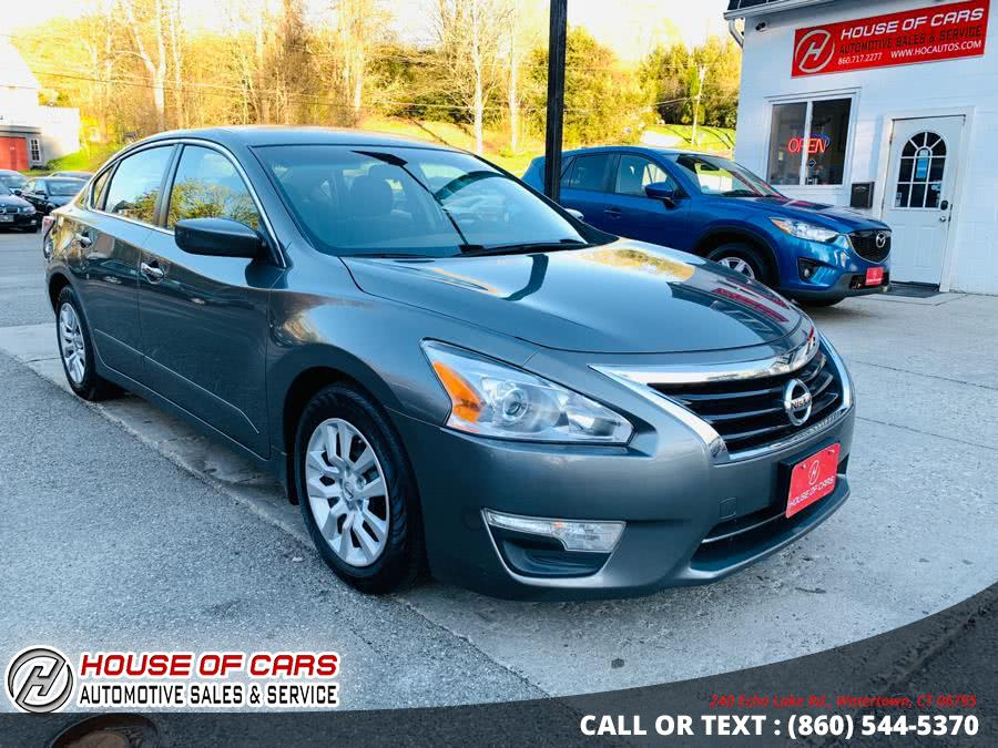 Used Nissan Altima 4dr Sdn I4 2.5 S 2015 | House of Cars. Watertown, Connecticut