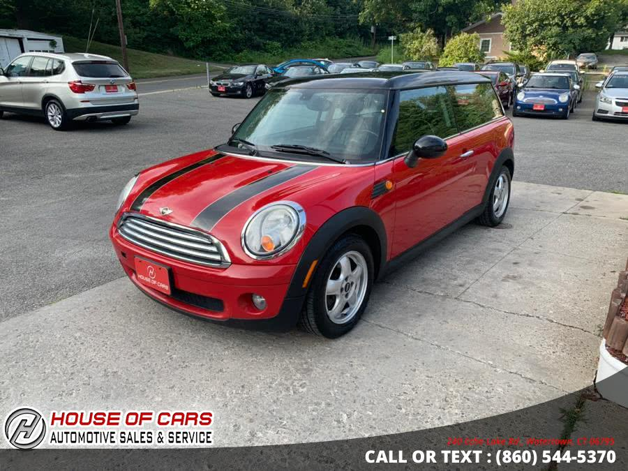 Used 2009 MINI Cooper Clubman in Watertown, Connecticut | House of Cars. Watertown, Connecticut