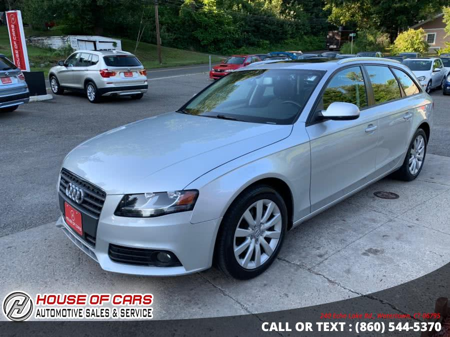 Used 2012 Audi A4 in Watertown, Connecticut | House of Cars. Watertown, Connecticut