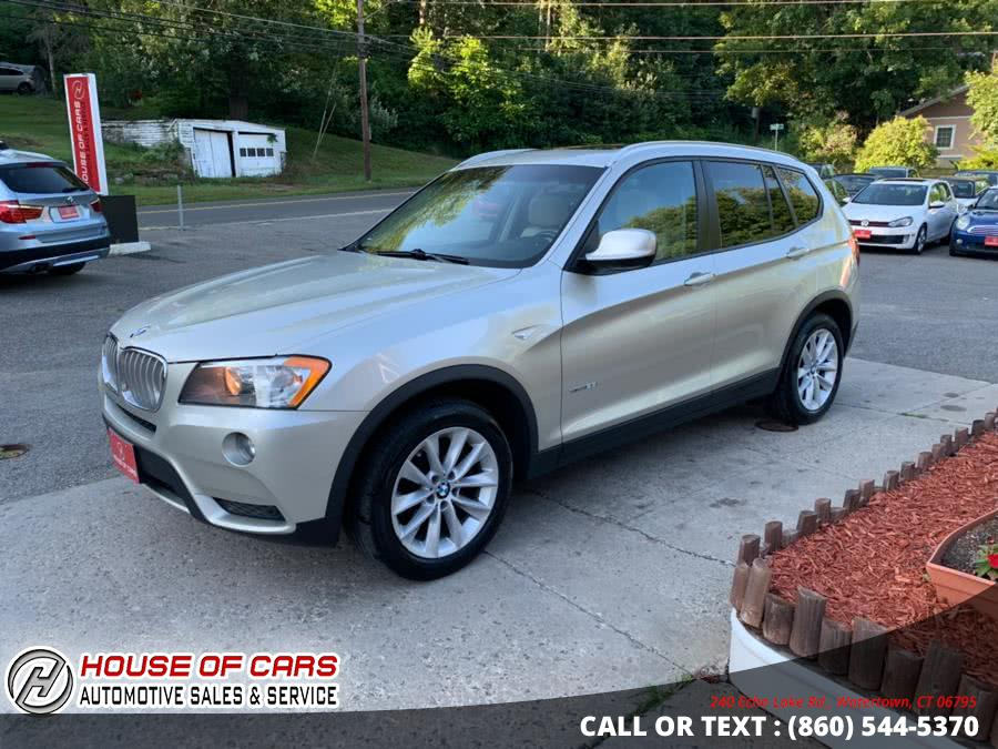 Used 2013 BMW X3 in Watertown, Connecticut | House of Cars. Watertown, Connecticut