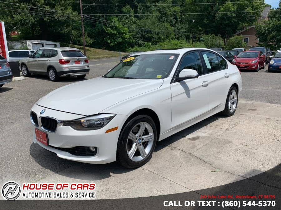 Used BMW 3 Series 4dr Sdn 328i xDrive AWD SULEV 2013 | House of Cars. Watertown, Connecticut