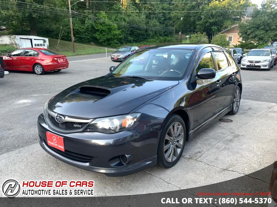 Used Subaru Impreza Wagon WRX 5dr Man 2009 | House of Cars. Watertown, Connecticut