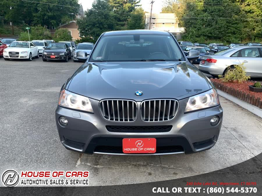 Used BMW X3 AWD 4dr xDrive35i 2014 | House of Cars. Watertown, Connecticut