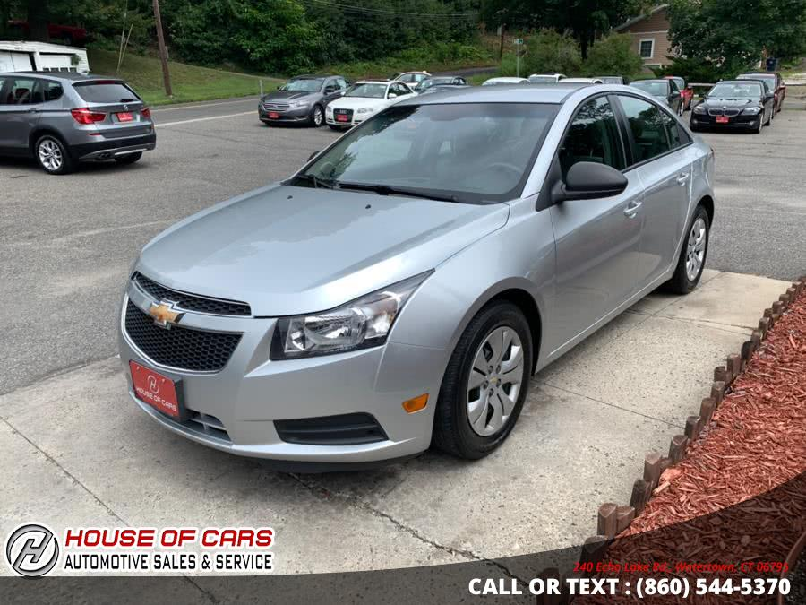 Used 2014 Chevrolet Cruze in Watertown, Connecticut | House of Cars. Watertown, Connecticut