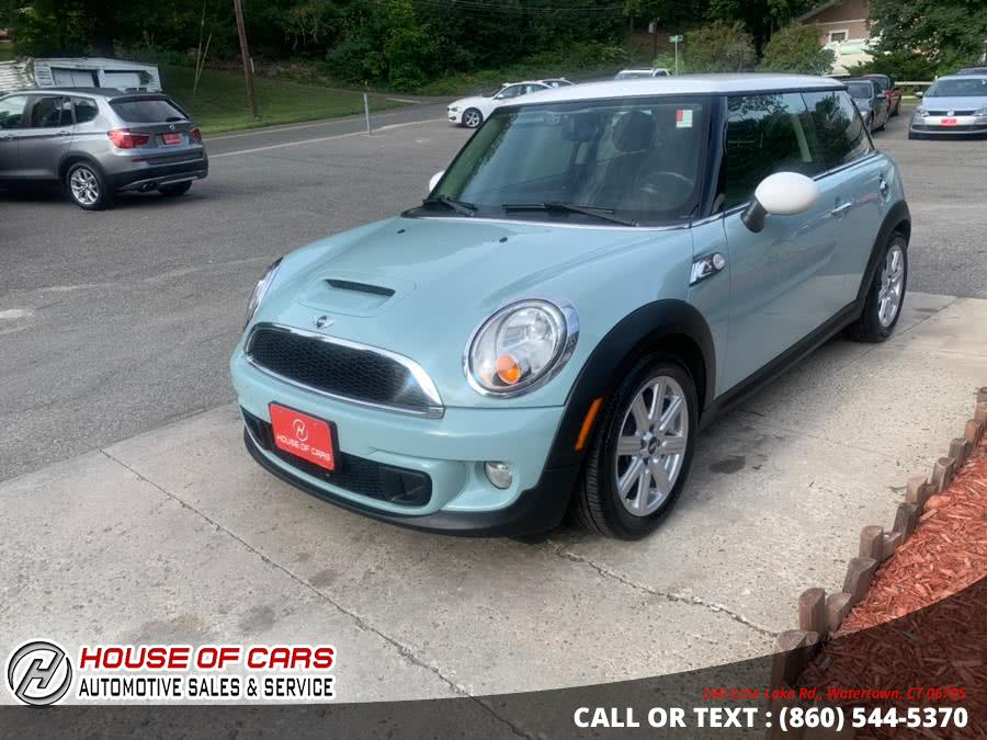 Used 2012 MINI Cooper Hardtop in Watertown, Connecticut | House of Cars. Watertown, Connecticut
