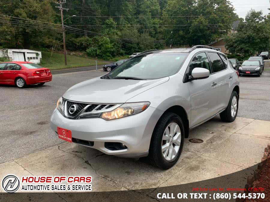 Used 2012 Nissan Murano in Watertown, Connecticut | House of Cars. Watertown, Connecticut