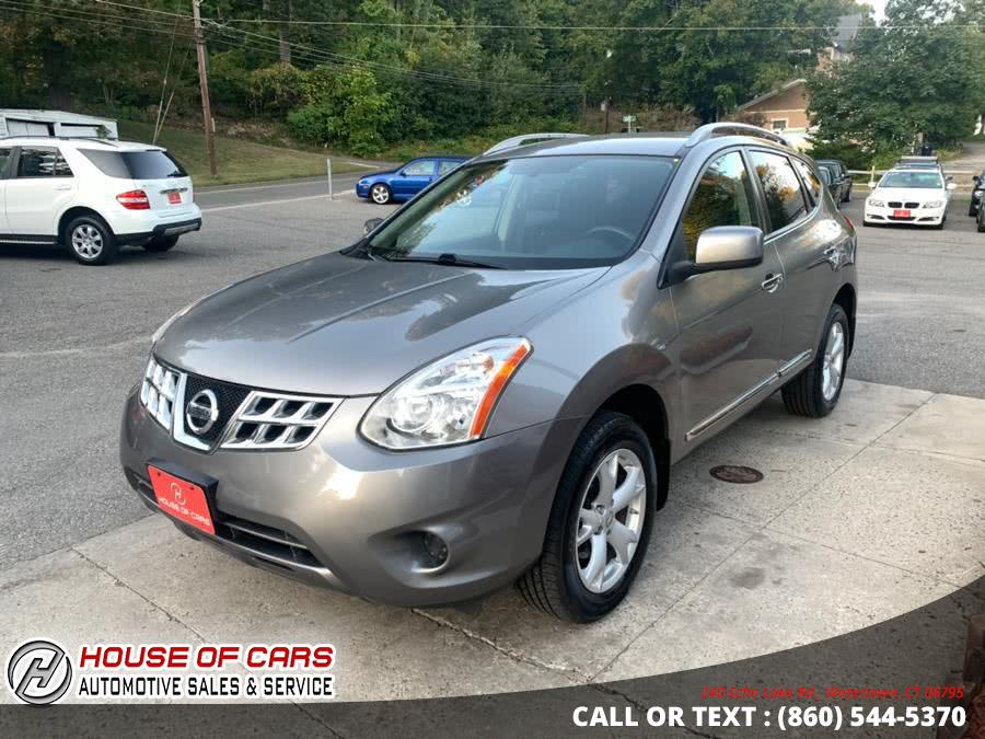 Used Nissan Rogue AWD 4dr S 2011 | House of Cars. Watertown, Connecticut