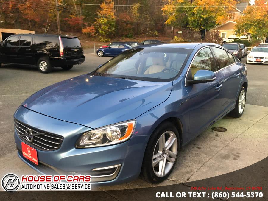 Used Volvo S60 4dr Sdn T5 AWD 2014 | House of Cars. Watertown, Connecticut