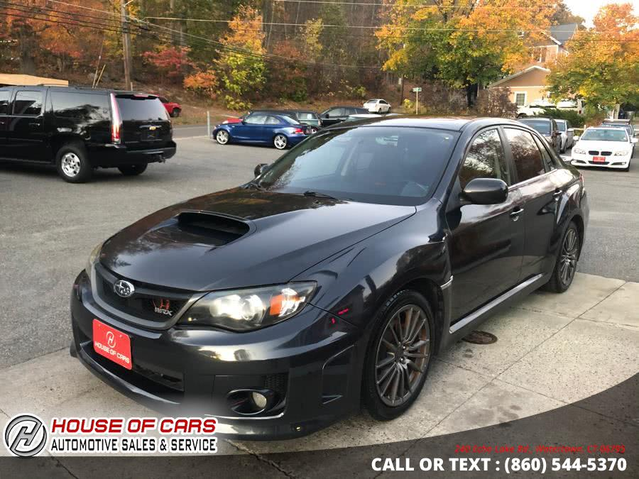Used Subaru Impreza Sedan WRX 4dr Man WRX Limited 2011 | House of Cars. Watertown, Connecticut