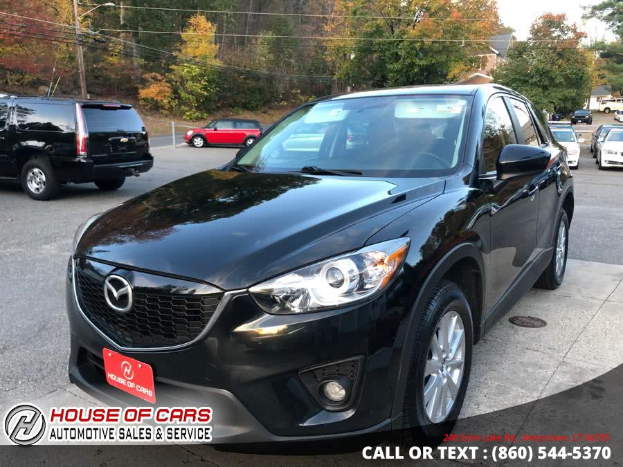 Used 2014 Mazda CX-5 in Watertown, Connecticut | House of Cars. Watertown, Connecticut