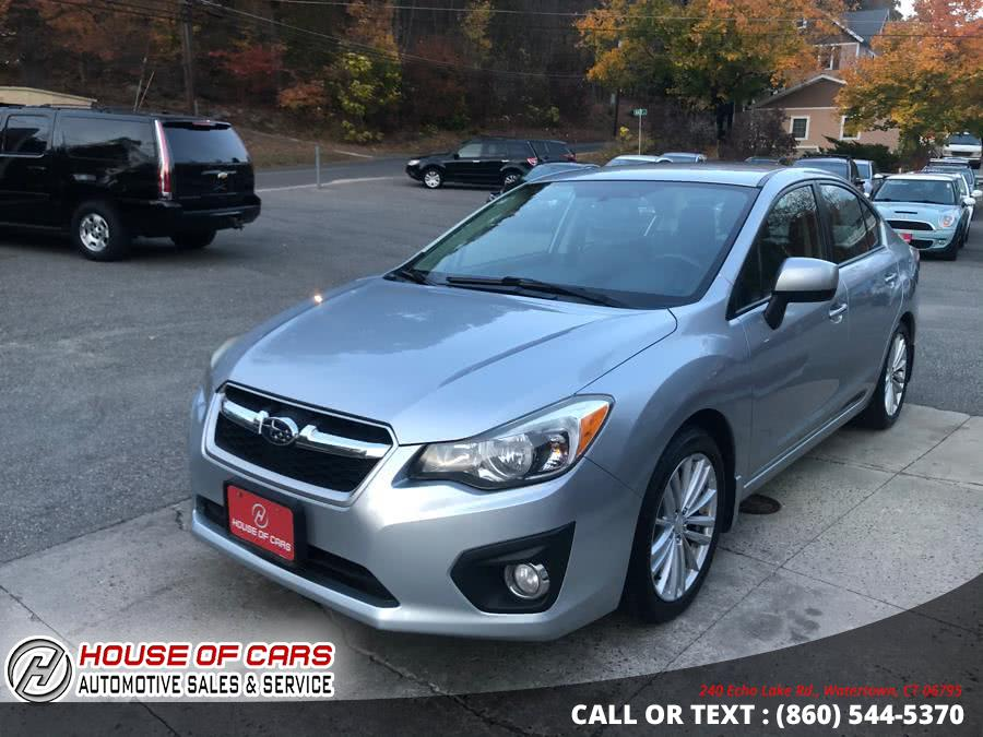 Used 2013 Subaru Impreza Sedan in Watertown, Connecticut | House of Cars. Watertown, Connecticut